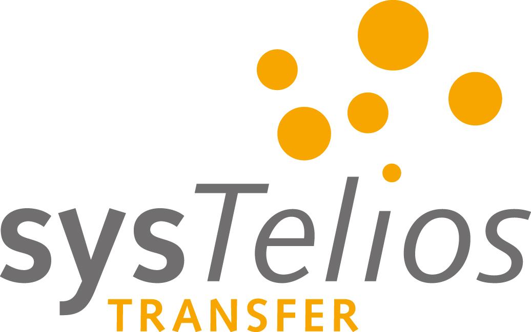 Logo sysTelios Transfer