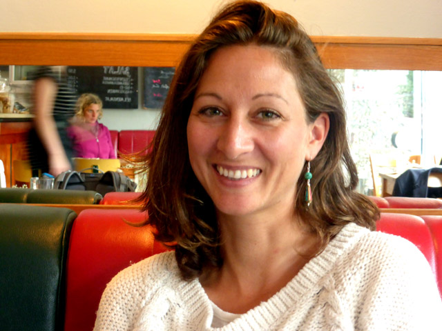Portrait Ann Kristin Barth