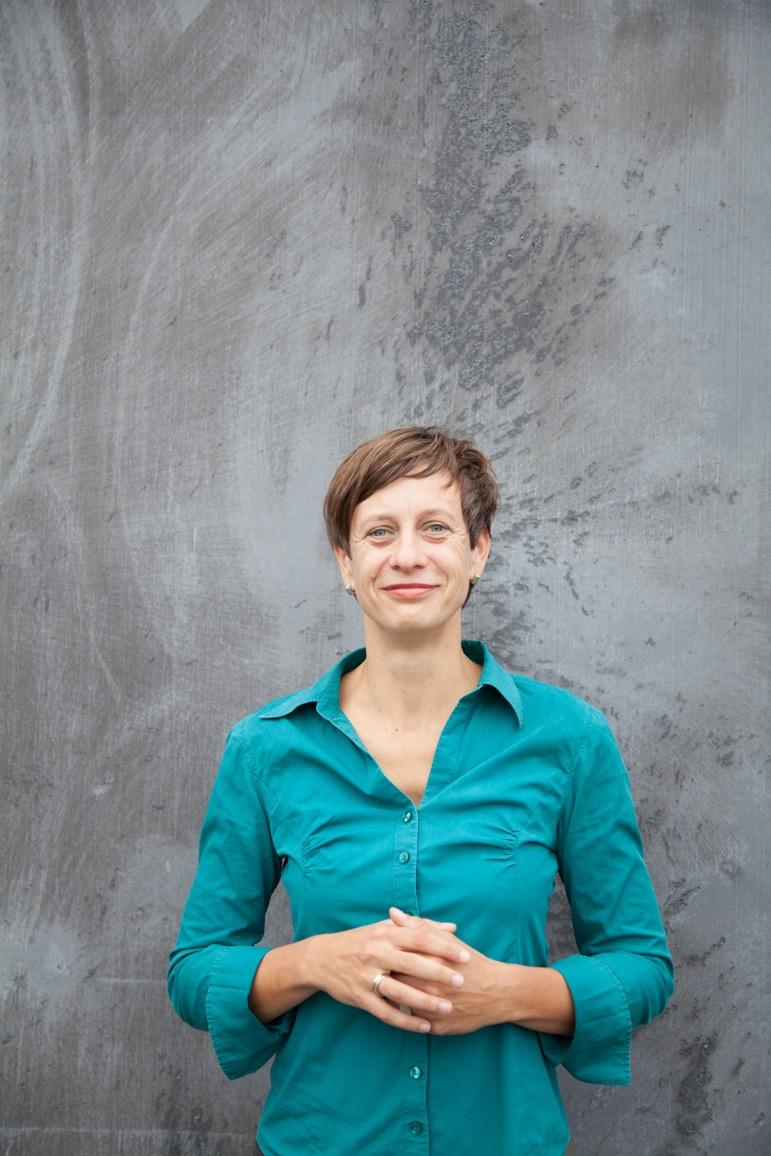 Portrait Gaby Benjes