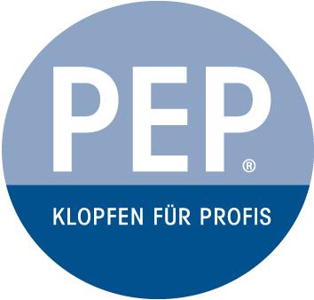 Logo Klopftechnik PEP® Klopfen für Profis