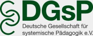 Logo der DGsP Deutschen Gesellschaft für systemische Pädagogik e.V.